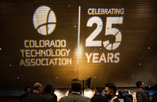 Tech Community Comes Together for Colorado's Biggest Night for Tech of the Year