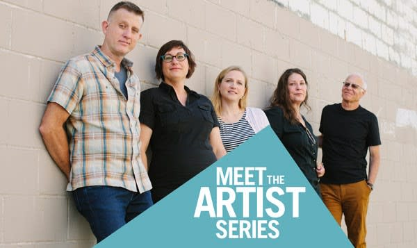 Iowa Artist Fellows in Marshalltown