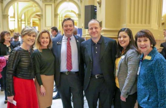 CTA Celebrates Tech & Blockchain Day at the Colorado Capitol