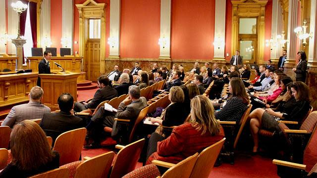 CTA Holds Annual Day at the Colorado Capitol