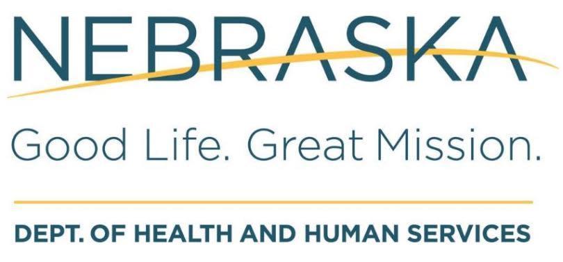 Nebraska Health & Human Services System