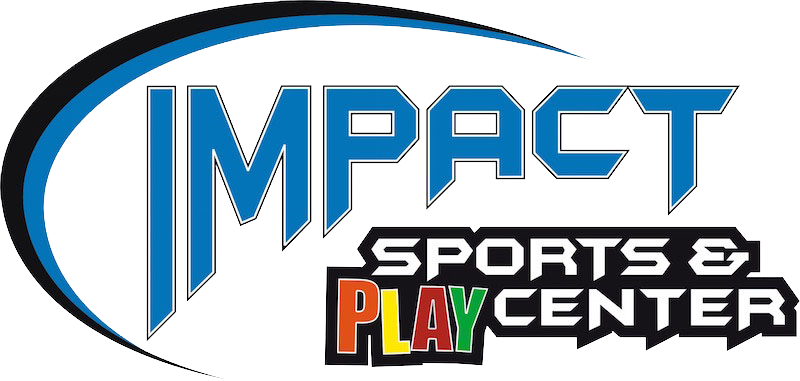 Impact Sports & Play Center logo 2021