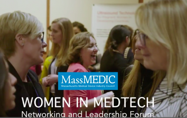 MassMEDIC Women in MedTech: Mary Anne Heino, CEO, Lantheus Medical Imaging
