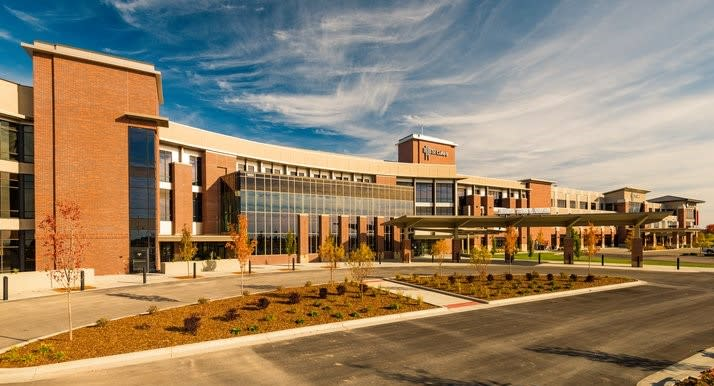 St. Luke's Building housing Family Medicine Health Center - Nampa North Clinic