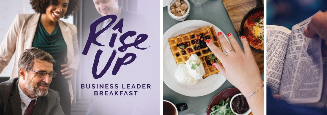Rise Up - Business Leader Breakfast