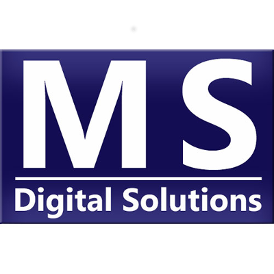 MS Digital Solutions Logo