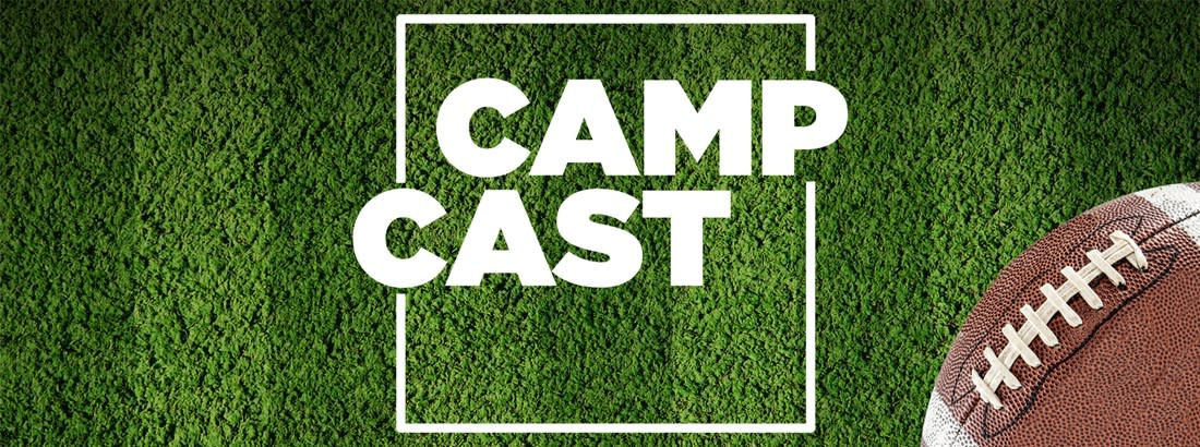 Green & Gold Camp Cast