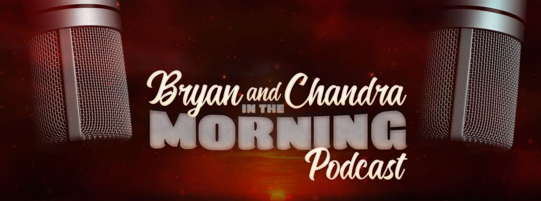 Bryan and Chandra in the Morning