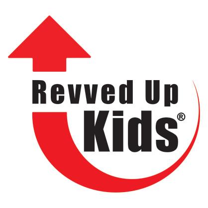 Revved Up Kids Logo