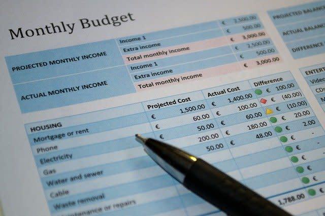 Finance & Budget