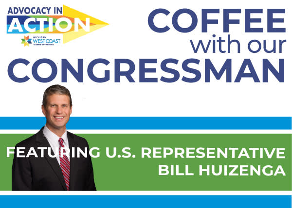 Breakfast with our Congressman logo