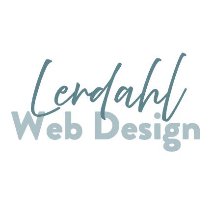 Lerdahl Web Design logo