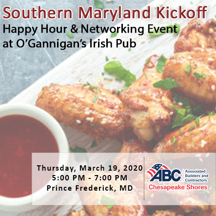 Southern Maryland Kickoff & Networking Event