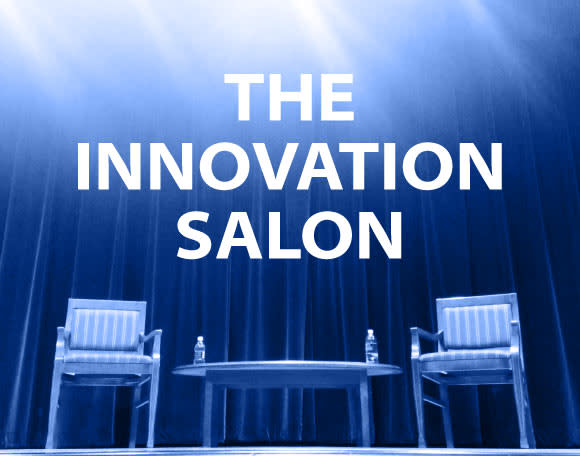 The Innovation Salon from MassMEDIC