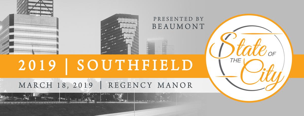 2019 Southfield Area State of the City Address