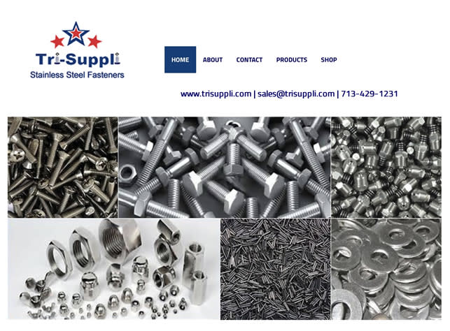 Whether your task is small or large, for production or replenishment, we help businesses obtain high quality specialty fasten
