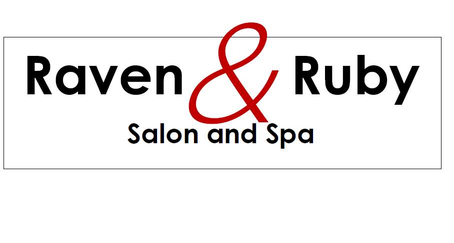 Raven and Ruby Salon and Spa logo