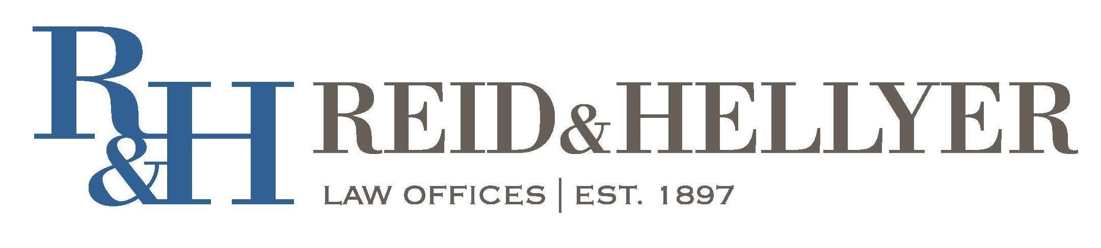 Reid & Hellyer Law Offices Logo