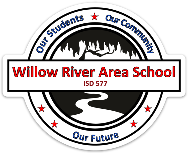 Willow River Area School logo