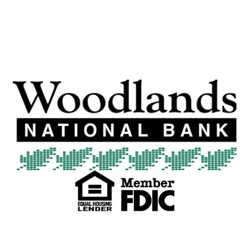 Woodlands National Bank logo