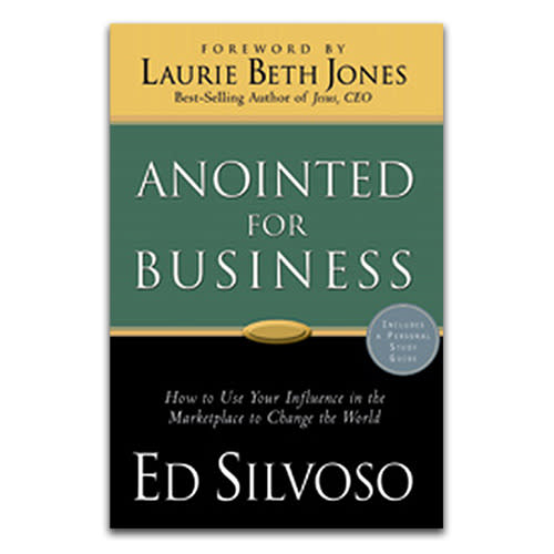 Anointed for Business [Book]