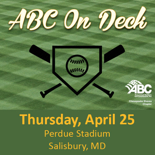 ABC On Deck - Networking & Baseball Game