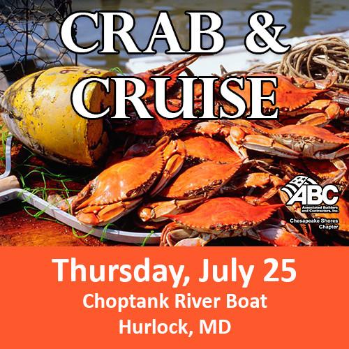 Eastern Shore Crab & Cruise