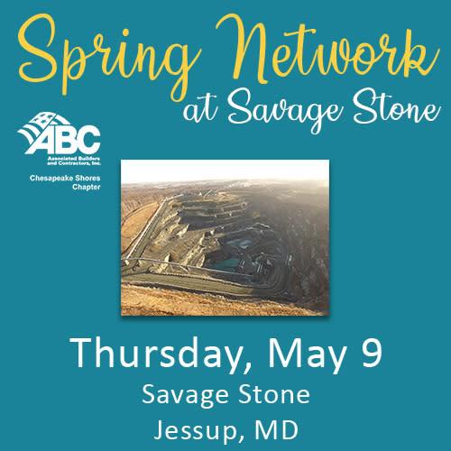 Spring Network at Savage Stone