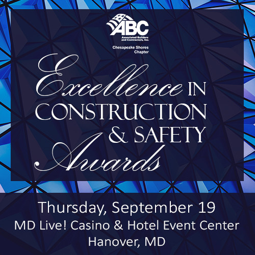 Excellence in Construction & Safety Awards Banquet