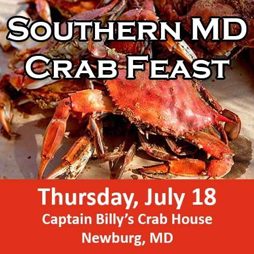 Southern MD Crab Feast