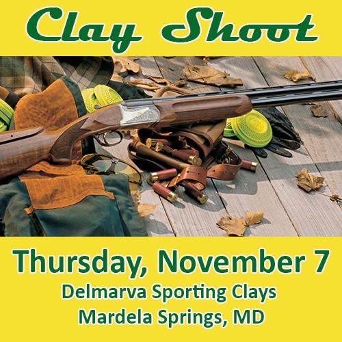 Eastern Shore Clay Shoot