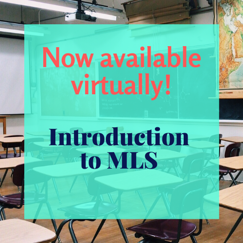 Introduction to MLS (Required for New Members)