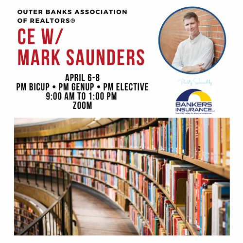 Mark Saunders Continuing Education