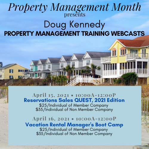 Doug Kennedy Property Management Month