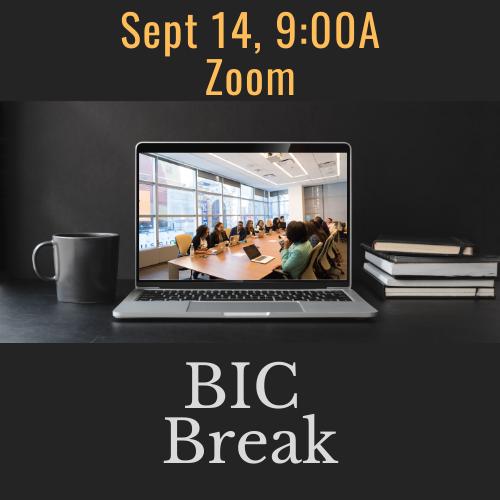 Sept BIC Break