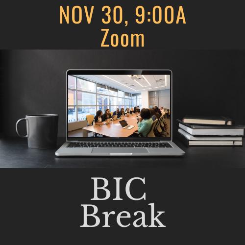 Nov Bic Break