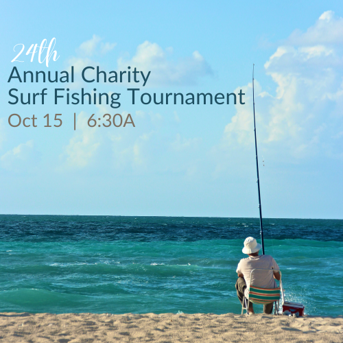 24th Annual Charity Surf Fishing Tournament
