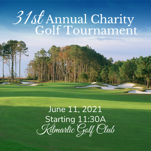 31st Annual Charity Golf Tournament