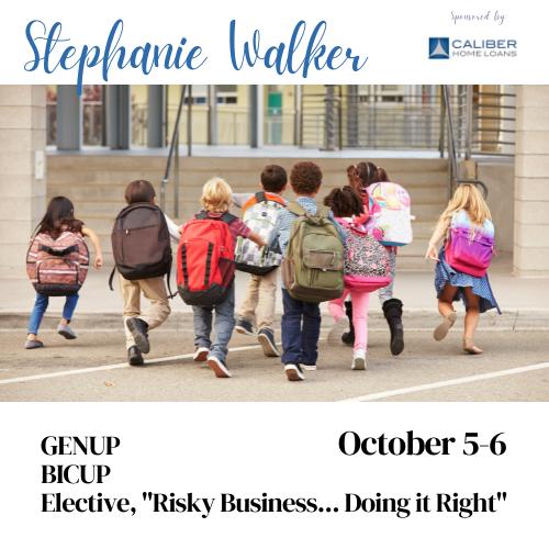 Stephanie Walker CE