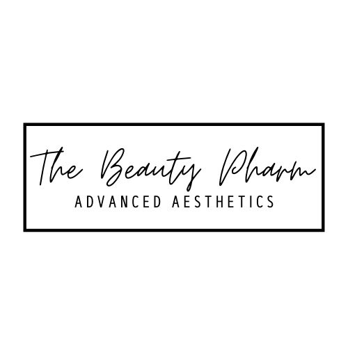 "The Beauty Pharm ""Advanced Aesthetics"" logo 2021"