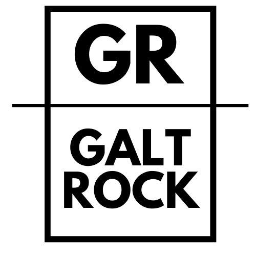 Galt Rock logo