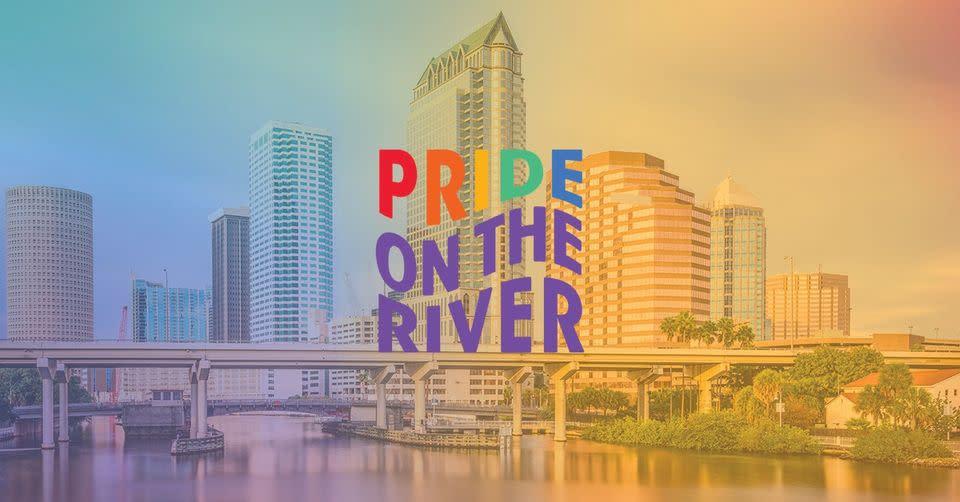 Pride on the River, Diversity Boat Parade, Tampa Pride