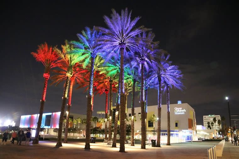 Light Up Tampa, Light Up St. Pete, Light Up Tampa Bay, Light Up with Pride