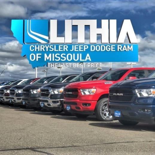Lithia Chrysler Dodge of Missoula