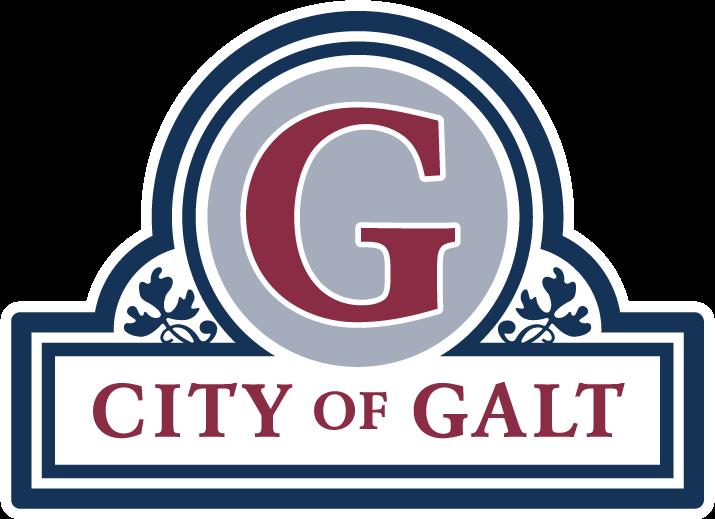 City of Galt C Street Project logo - 2021
