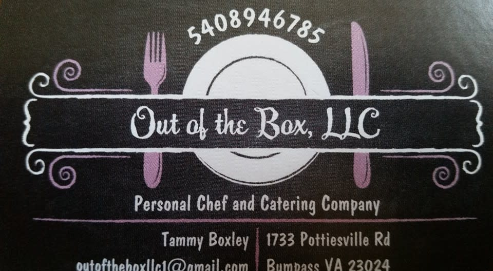 Out of the Box Catering