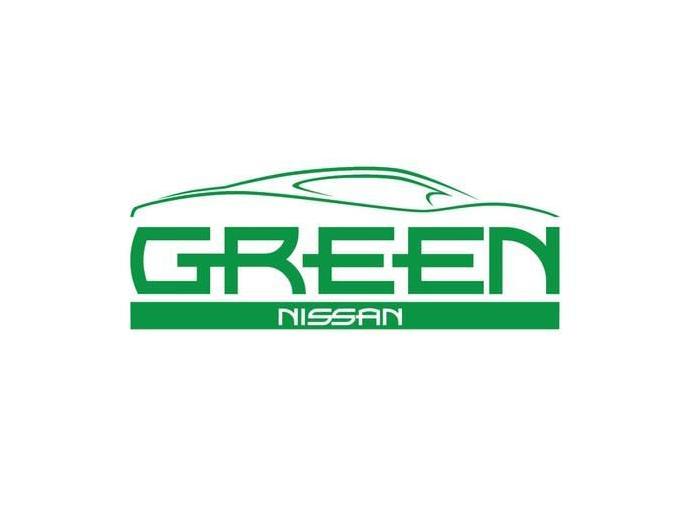 Green Nissan