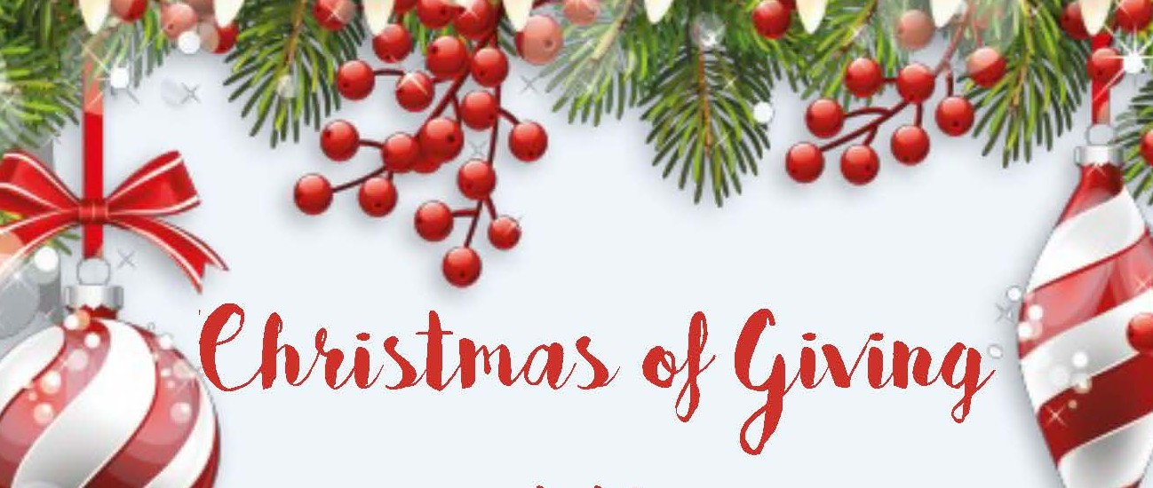 Christmas of Giving at the Fallbrook Chamber of Commerce