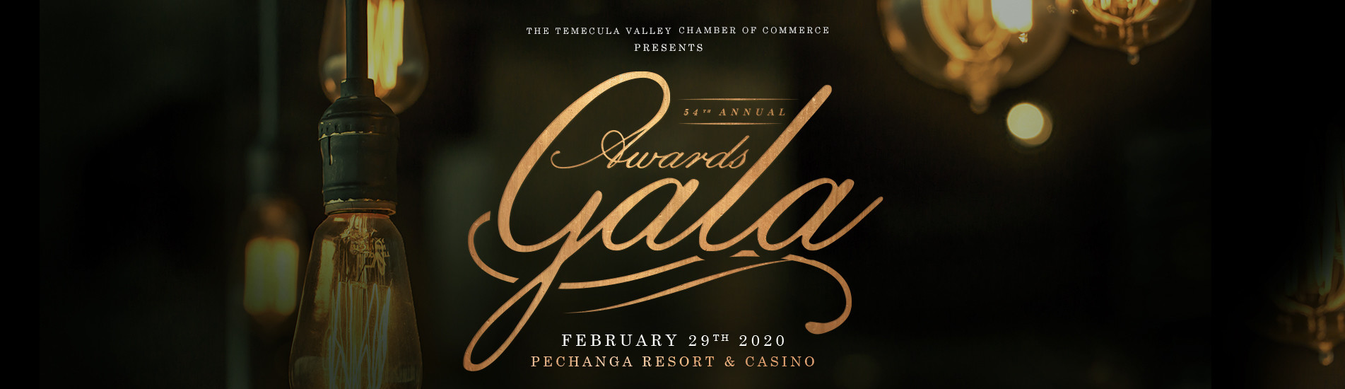 54th Annual Awards Gala