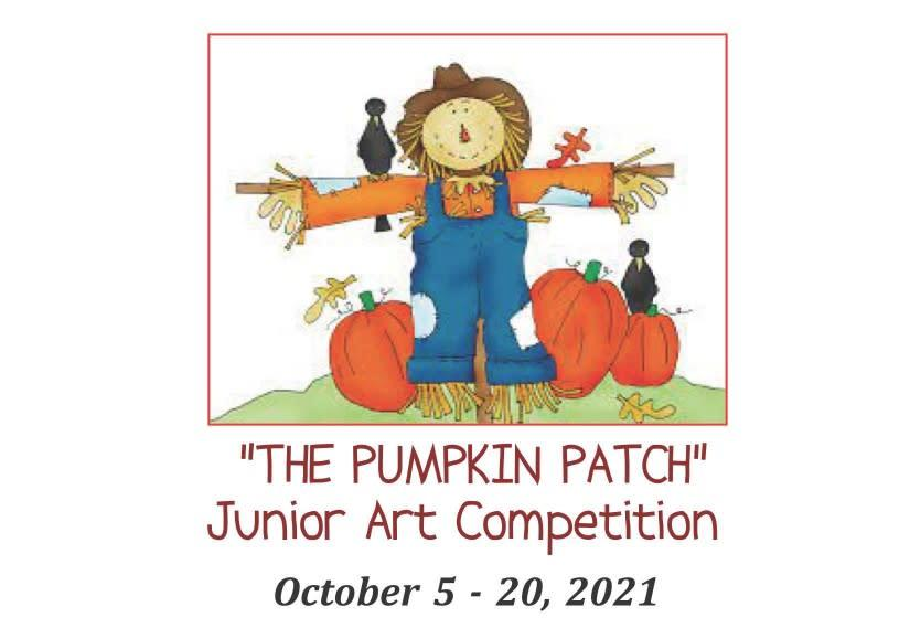 The Pumpkin Patch Art Competition